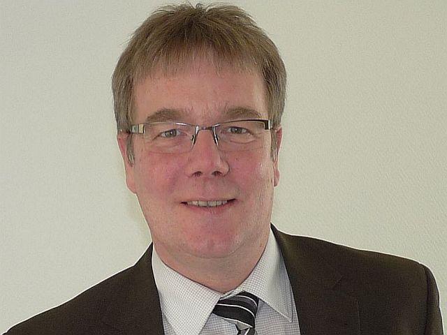 Landessuperintendent Dietmar Arends