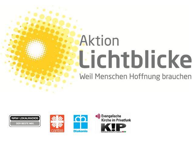 das Logo der Aktion Lichtblicke und ihrer Träger